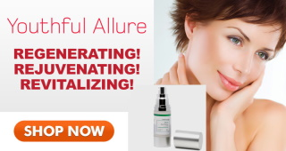 [Banner: Youthful Allure]